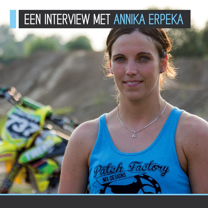 Nachtlenzen - In gesprek met Annika Erpeka