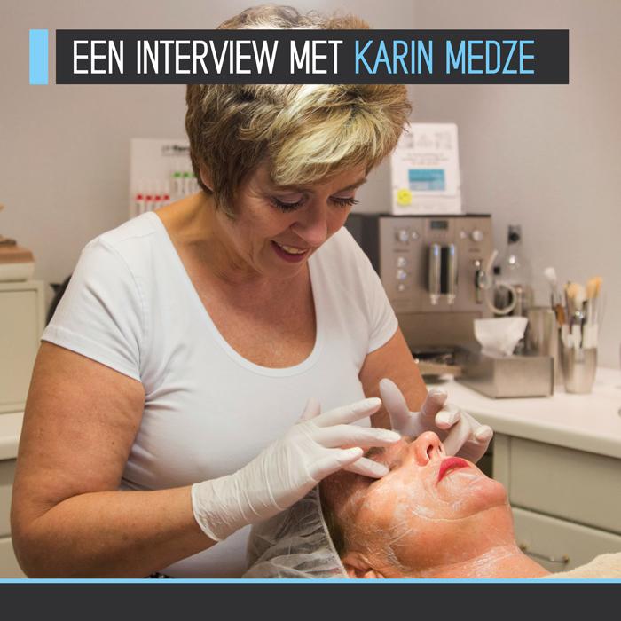 multifocale contactlenzen - in gesprek met Karin Medze