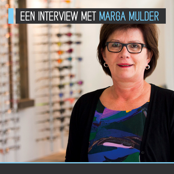 interview met Marga Mulder 't Brillehuus Optiek